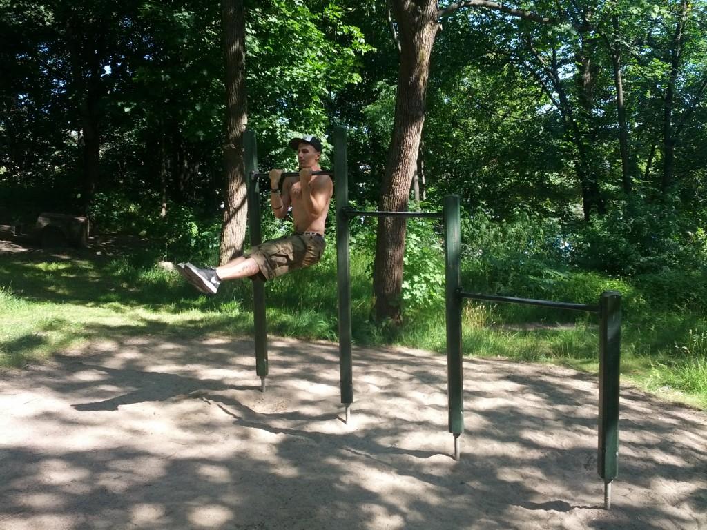 Parker Action Parken